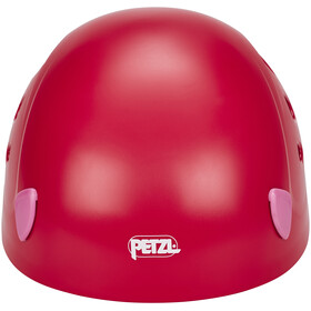 Petzl Picchu Helm Kids himbeerrot